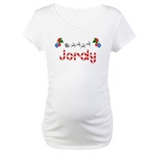 Jordy, Christmas Shirt