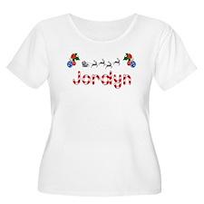 Jordyn, Christmas T-Shirt