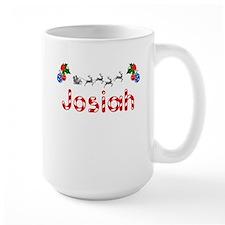 Josiah, Christmas Mug