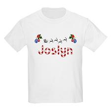 Joslyn, Christmas T-Shirt
