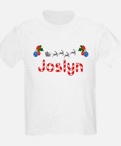 Joslyn, Christmas T-Shirt