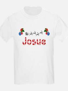 Josue, Christmas T-Shirt