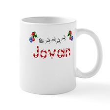 Jovan, Christmas Mug