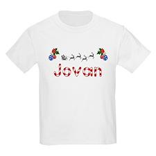 Jovan, Christmas T-Shirt