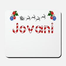 Jovani, Christmas Mousepad