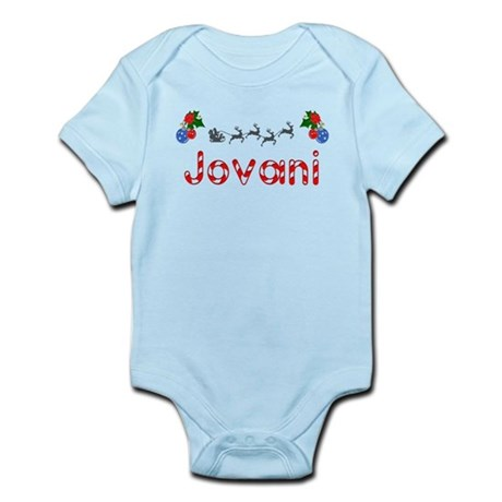 Jovani, Christmas Infant Bodysuit