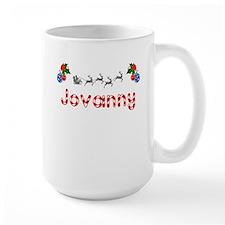 Jovanny, Christmas Mug