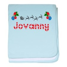 Jovanny, Christmas baby blanket