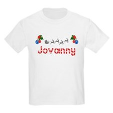 Jovanny, Christmas T-Shirt