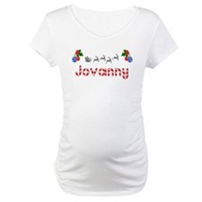 Jovanny, Christmas Shirt