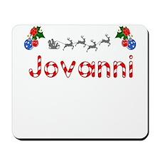 Jovanni, Christmas Mousepad