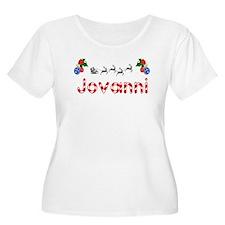 Jovanni, Christmas T-Shirt