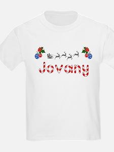 Jovany, Christmas T-Shirt