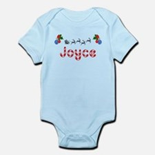 Joyce, Christmas Infant Bodysuit