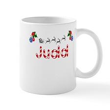 Judd, Christmas Mug