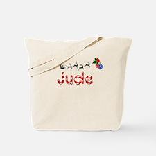 Jude, Christmas Tote Bag