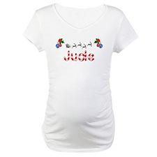 Jude, Christmas Shirt