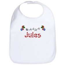 Jules, Christmas Bib