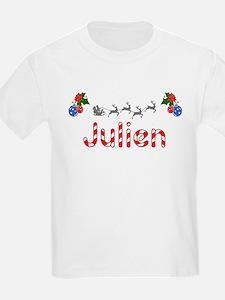 Julien, Christmas T-Shirt
