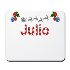 Julio, Christmas Mousepad