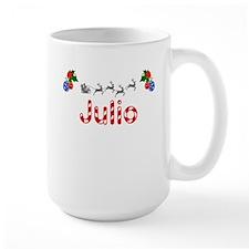 Julio, Christmas Mug