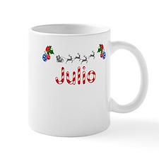 Julio, Christmas Small Mug