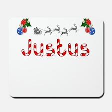 Justus, Christmas Mousepad