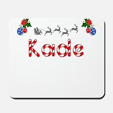 Kade, Christmas Mousepad