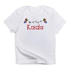 Kade, Christmas Infant T-Shirt