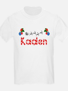 Kaden, Christmas T-Shirt