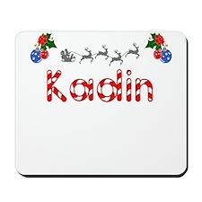 Kadin, Christmas Mousepad