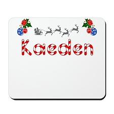 Kaeden, Christmas Mousepad