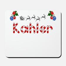Kahler, Christmas Mousepad