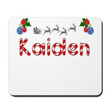 Kaiden, Christmas Mousepad