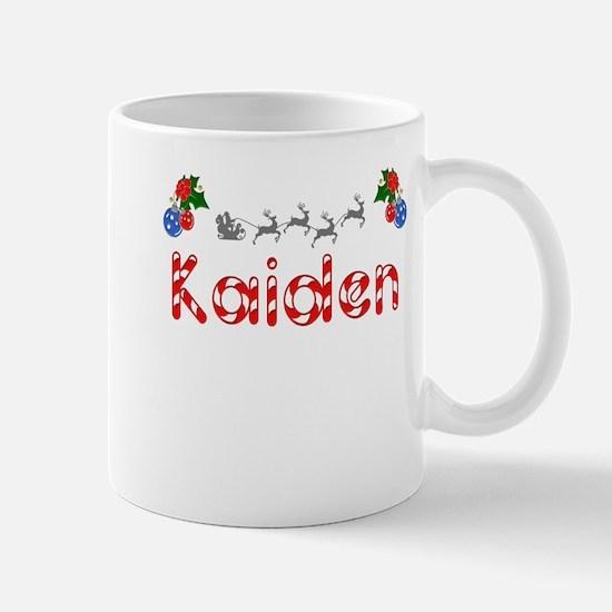 Kaiden, Christmas Mug