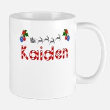 Kaiden, Christmas Small Small Mug