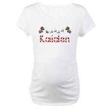Kaiden, Christmas Shirt