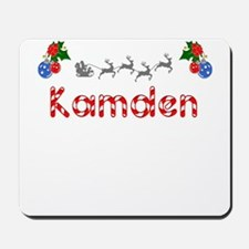 Kamden, Christmas Mousepad