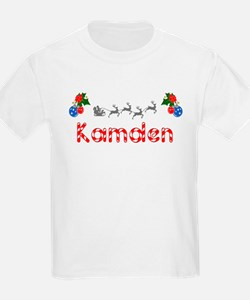 Kamden, Christmas T-Shirt