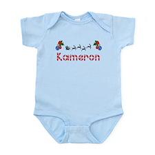 Kameron, Christmas Onesie
