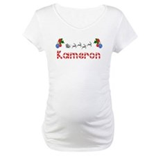 Kameron, Christmas Shirt