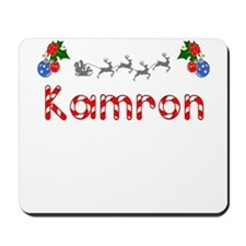 Kamron, Christmas Mousepad