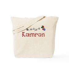 Kamron, Christmas Tote Bag