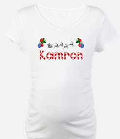 Kamron, Christmas Shirt