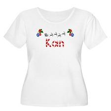 Kan, Christmas T-Shirt