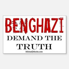 Benghazi Truth Decal