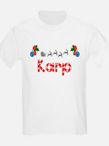 Karp, Christmas T-Shirt