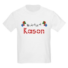 Kason, Christmas T-Shirt