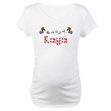 Kaya, Christmas Shirt