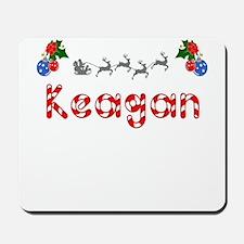 Keagan, Christmas Mousepad